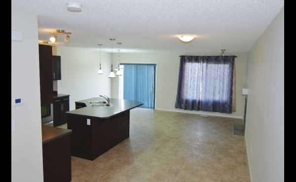 Spacious, open plan great room