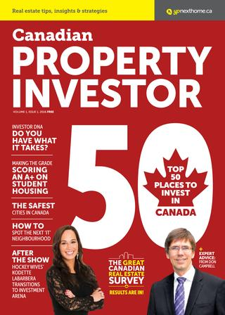Canadain Property Investor